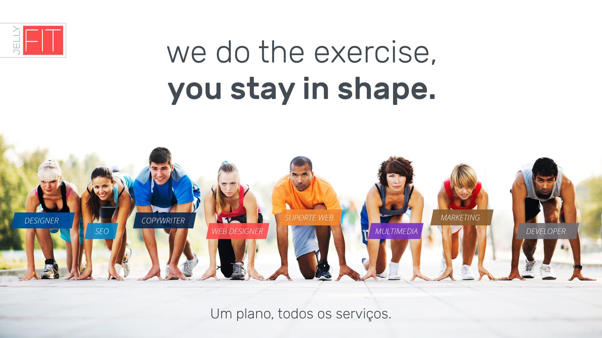 Plano multi serviços