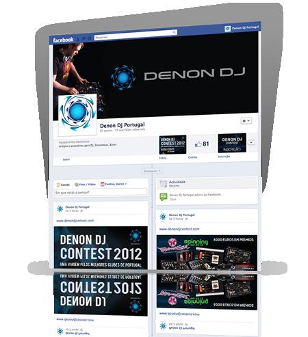 DJ DENON CONTEST