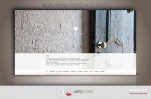 criação e desenvolvimento website