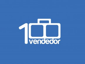 Logotipo 100 vendedor - JellyCode