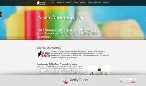 JellyCode - Go your Brand website
