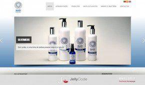 JellyCode - novo website