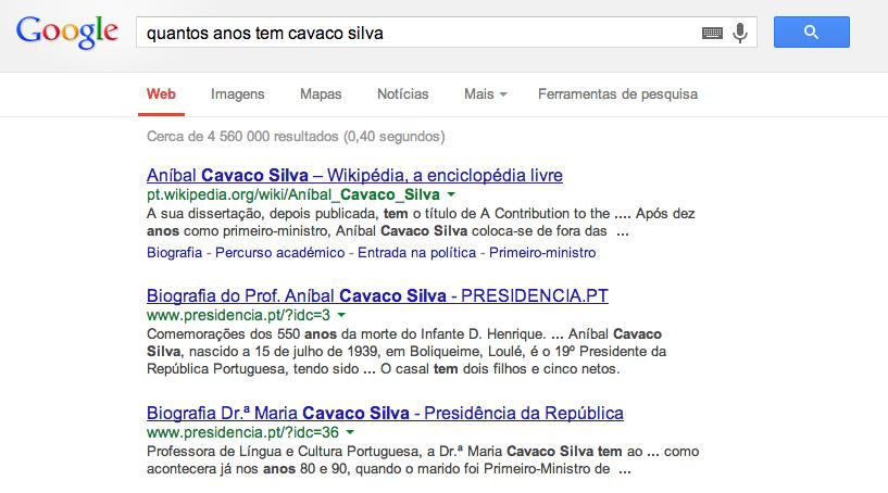 pesquisa-google-cavaco-silva