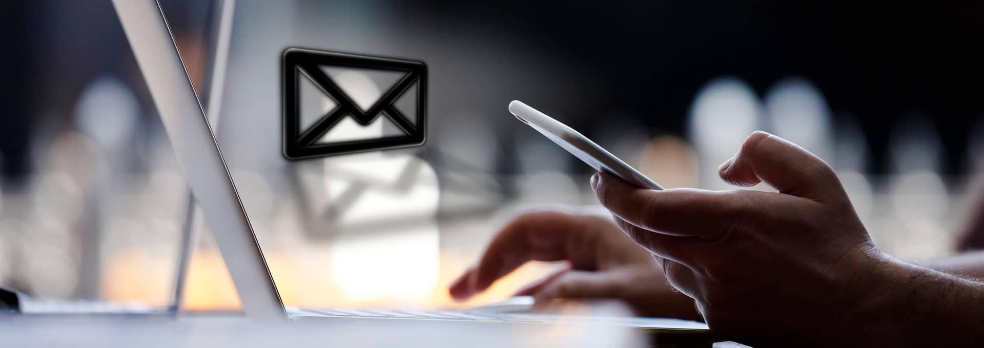 reputação email