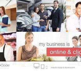 Web Design - Online & Clicking