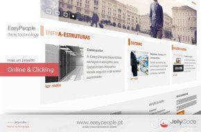 Criação de Site EasyPeople