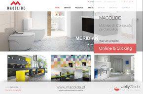 Novo Website by JELLYCODE