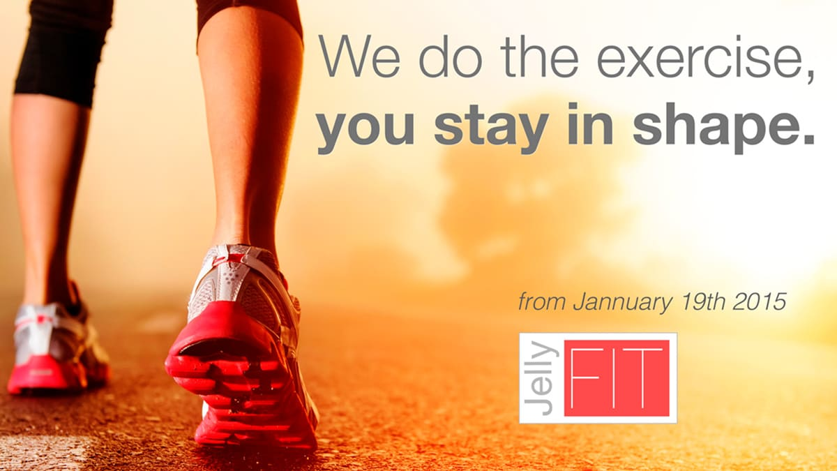 JELLYFIT – one plan, all services.