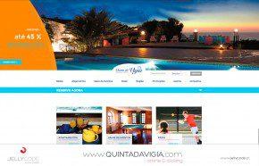 Quinta da Vigia novo website