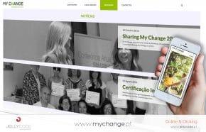 My Change Website