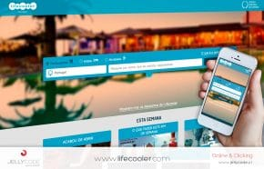 Web Design Lifecooler by Jellycode