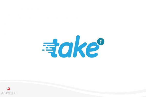 take1 app branding