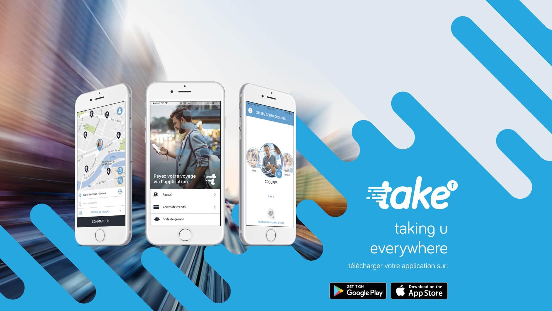 Aplicação Mobile iOS e Android