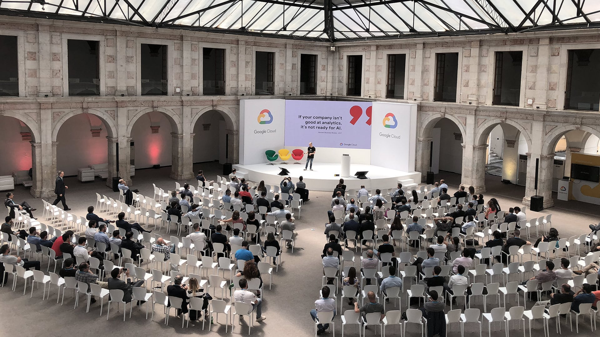 Google Cloud Day – fomos descobrir o futuro da Cloud
