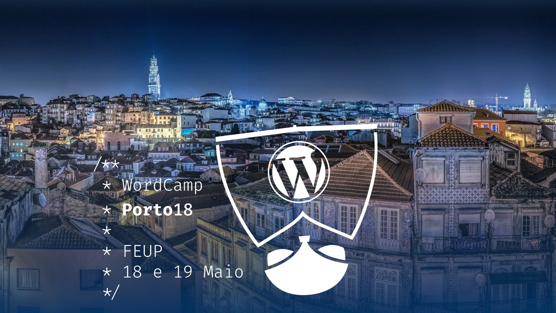 Estivemos no Wordcamp Porto 2018