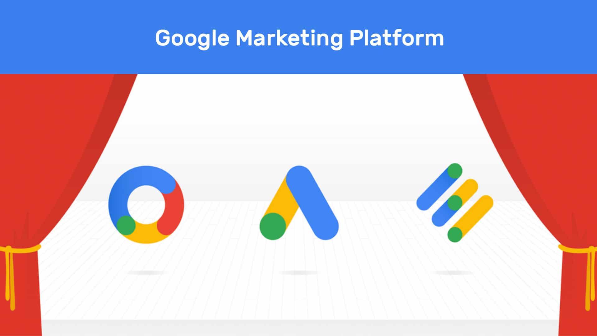 Google apresenta: Google Marketing Platform