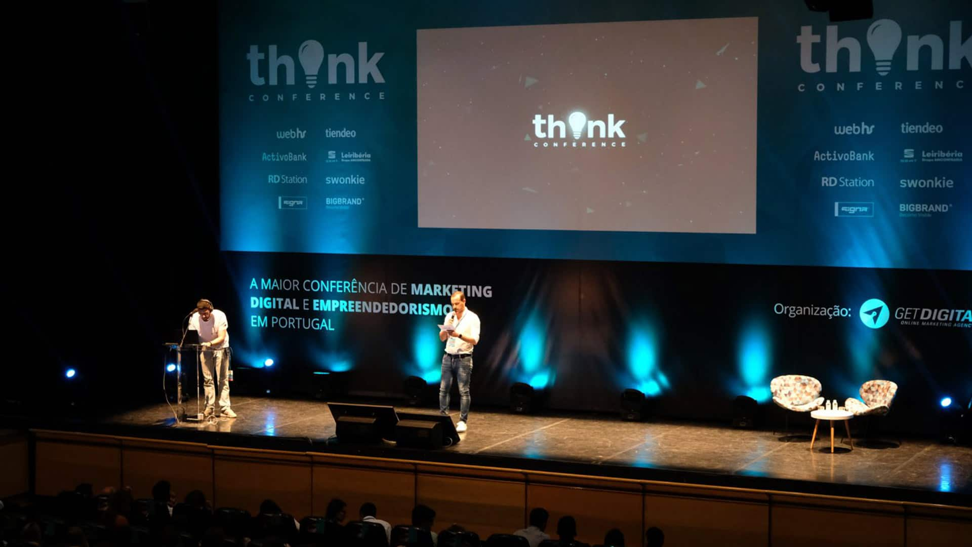 Estivemos na Think Conference 2018