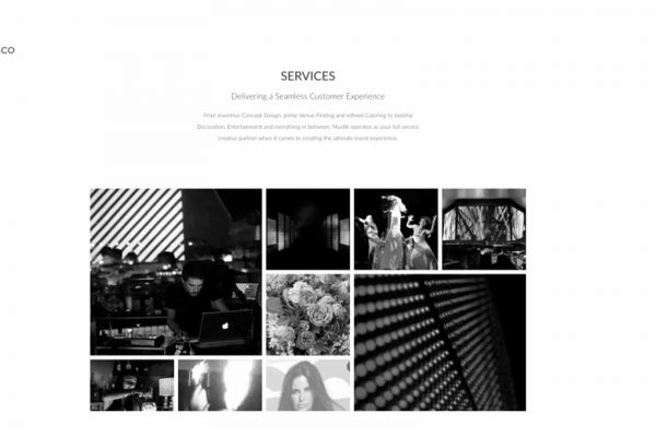 Novo website Mustik.co