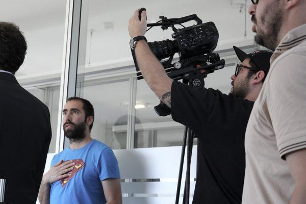 Maintarget- making of video