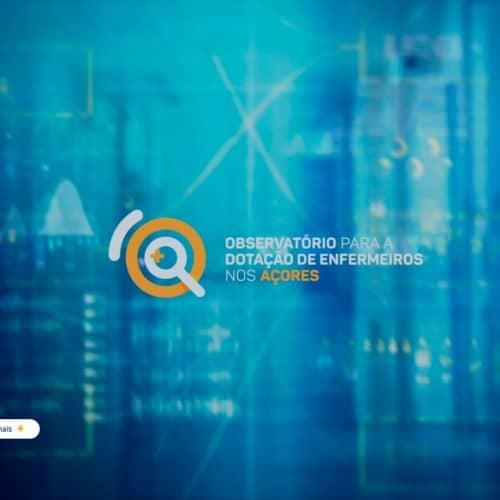 Website Observatorio de enferemeiros
