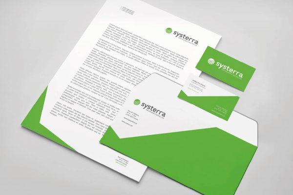 Systerra logo