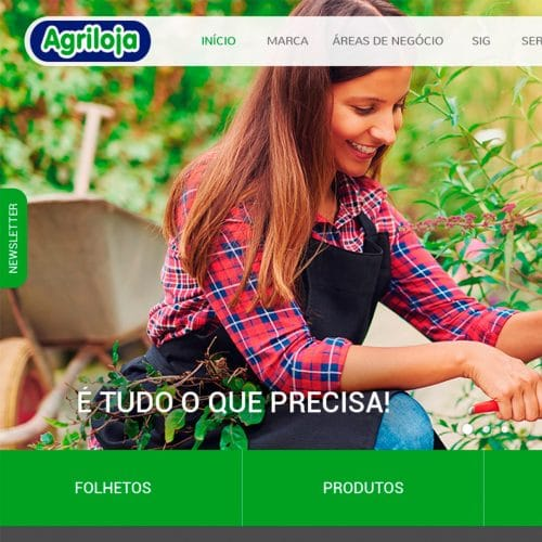 Agriloja capa website