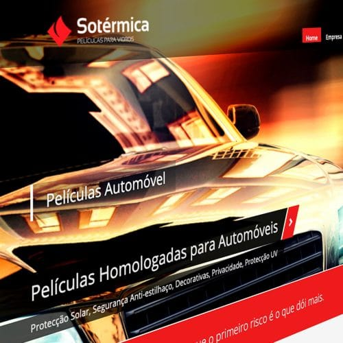 Website Sotermica
