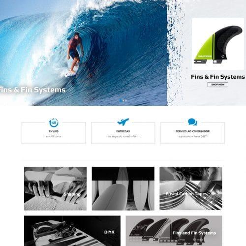 Foambox website