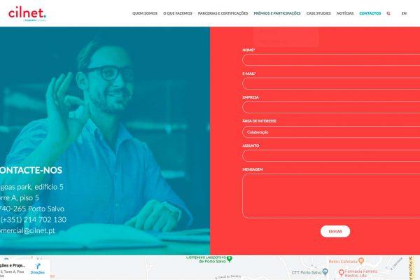design website cilnet