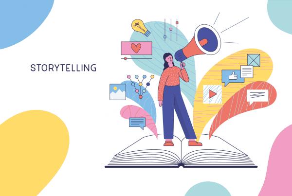 Capa artigo Storytelling