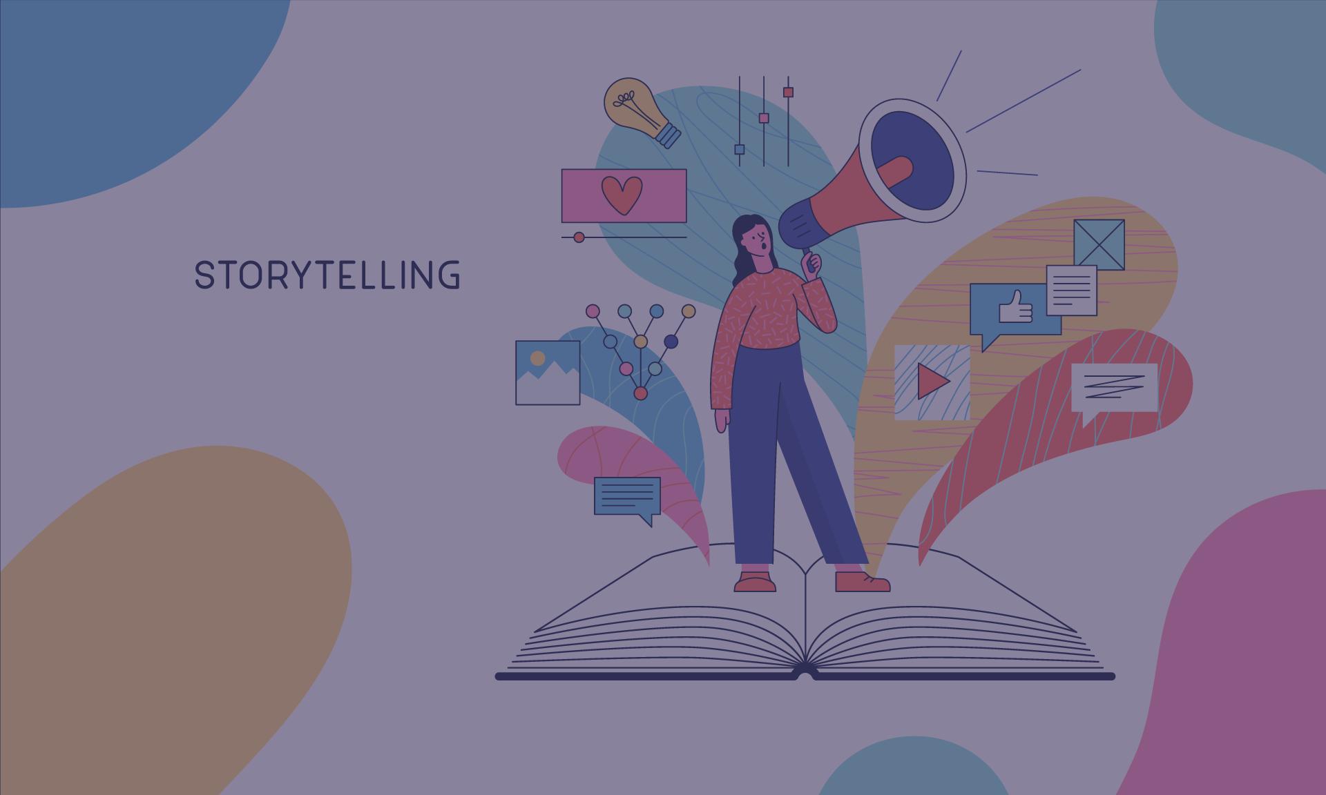 Storytelling: o que é e a sua importância para qualquer negócio