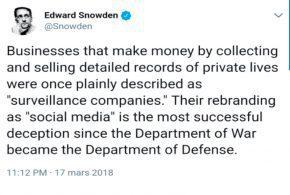 Edward Snoweden
