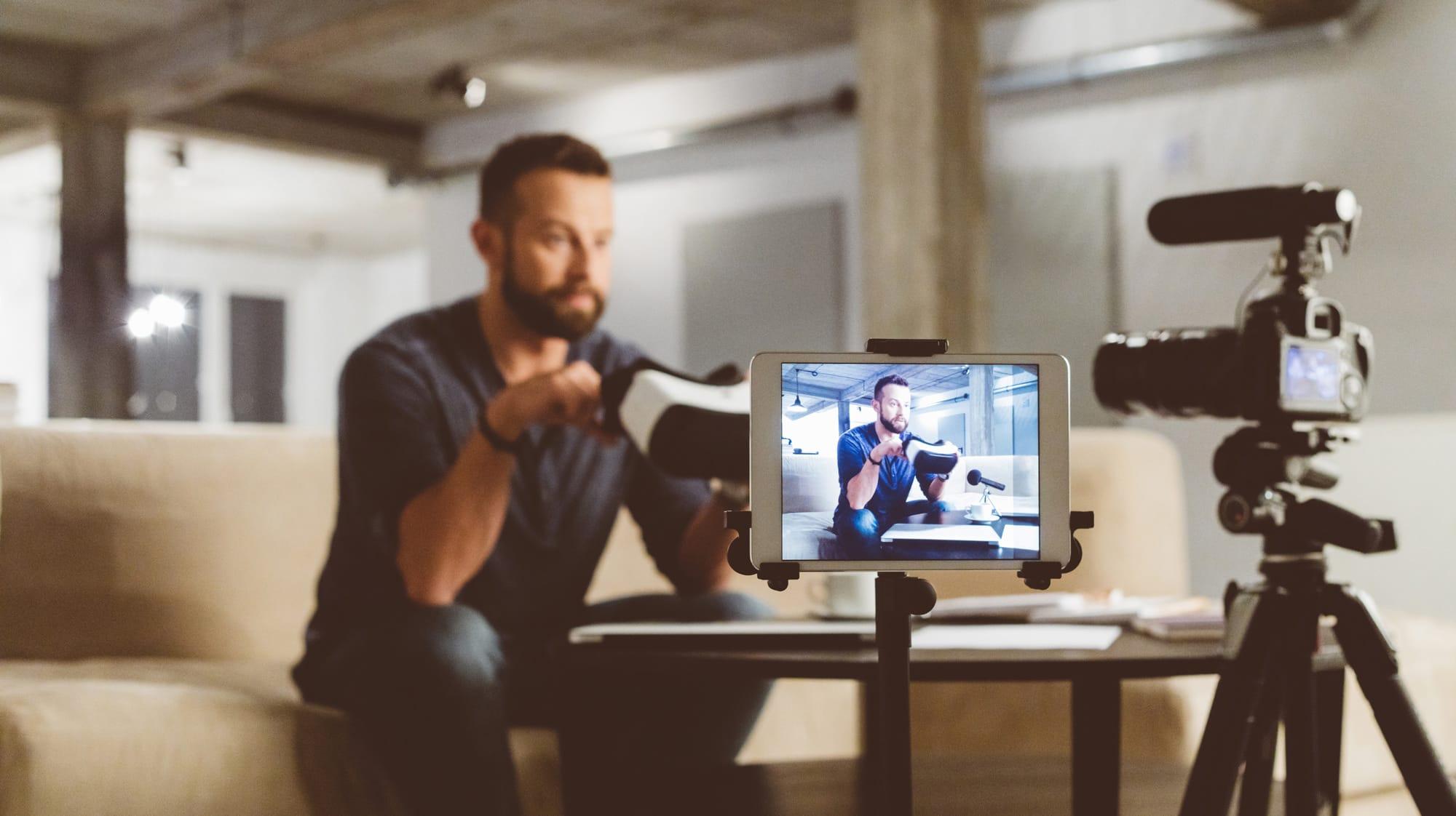 Importância do Vídeo no Marketing Digital
