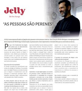 Entrevista Jelly na Valor Magazine