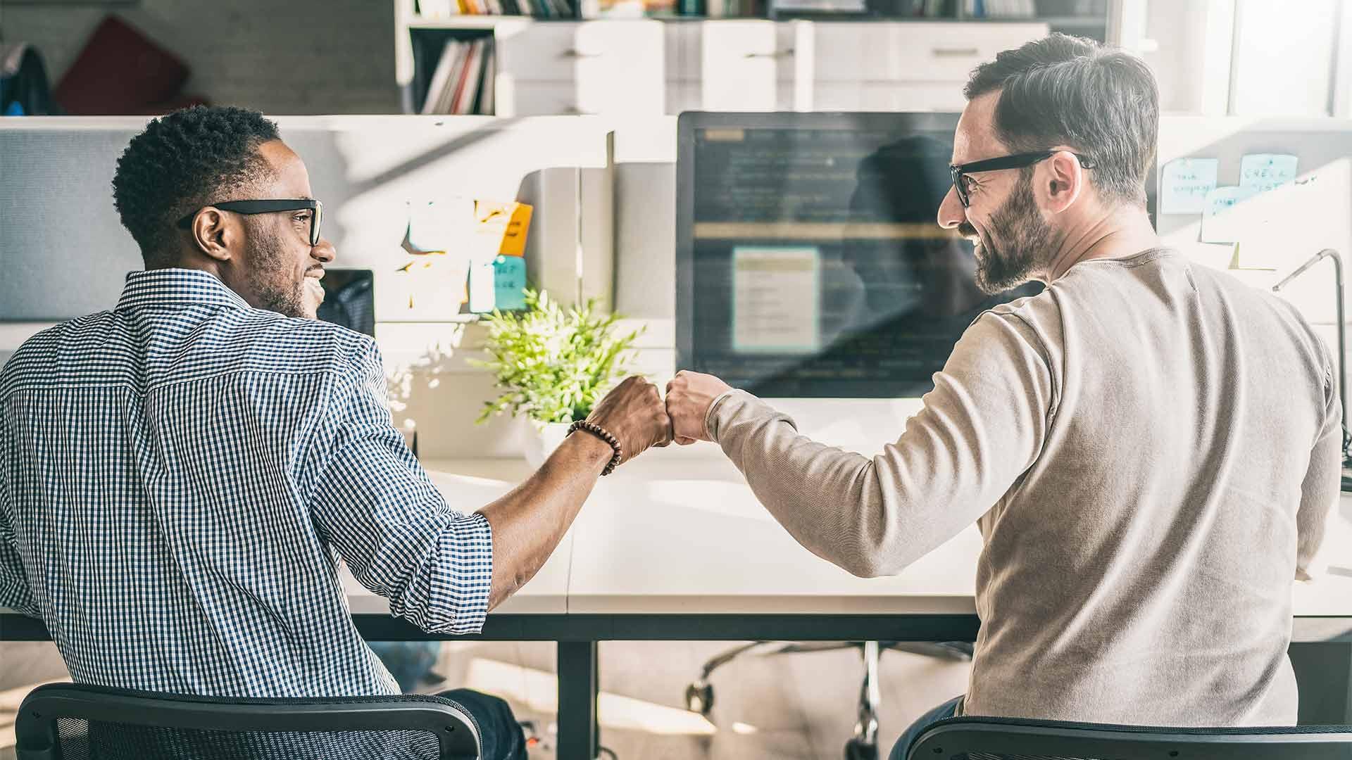 O potencial das parcerias