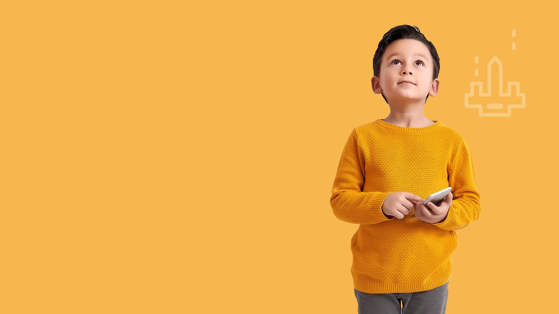 O comportamento das crianças no mundo digital