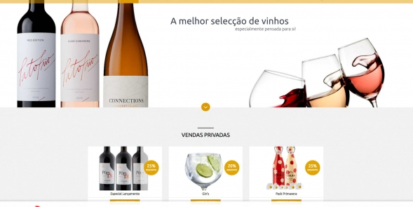 Ingrediente Gourmet website