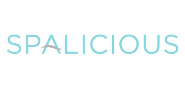 Spalicious - logotipo e website