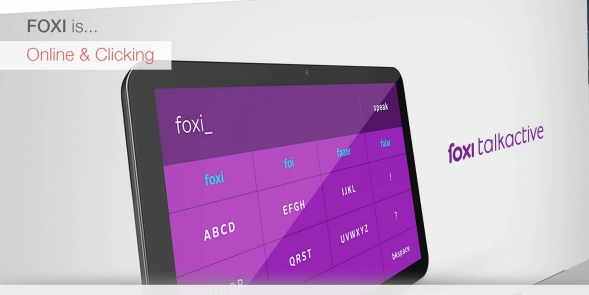 FOXI - novo website