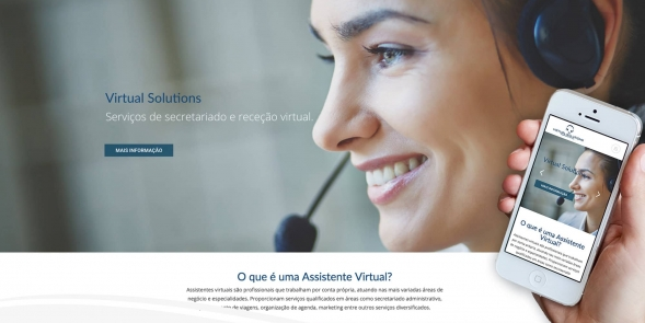 VIRTUAL SOLUTIONS - Website