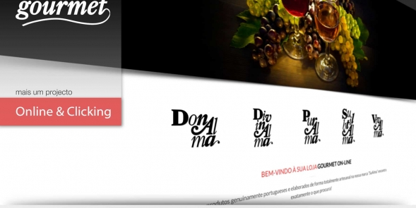 BOUTIQUE GOURMET - novo website